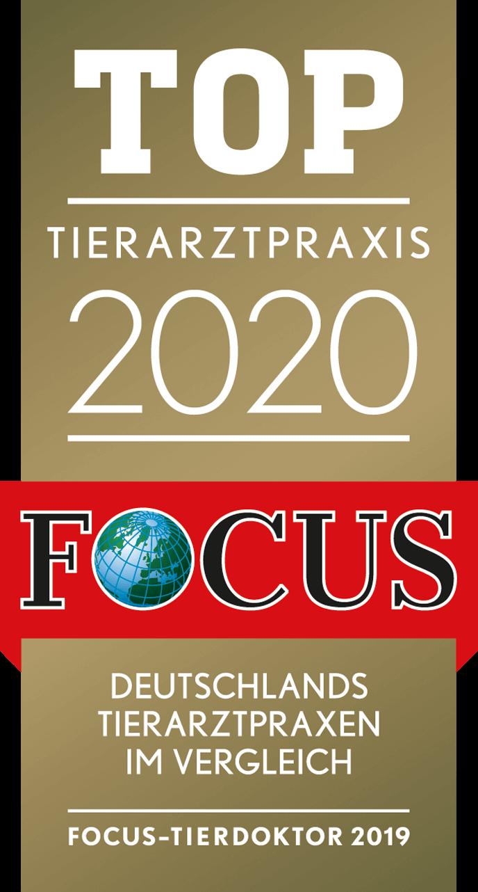 Fokus Top Tierarztpraxis 2020
